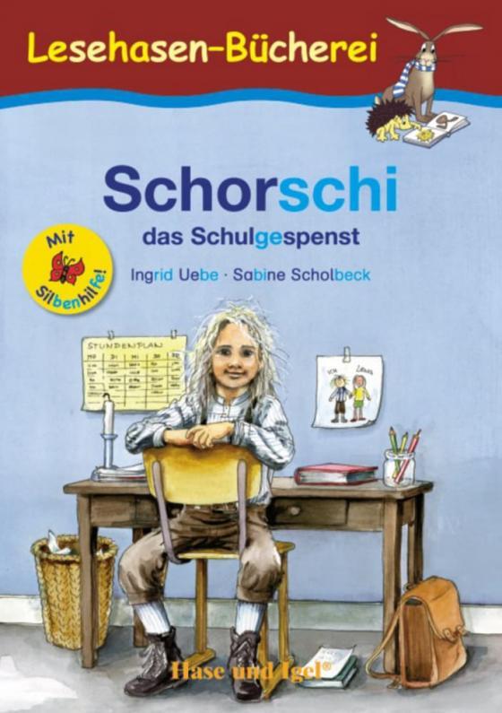 Cover-Bild Schorschi, das Schulgespenst / Silbenhilfe