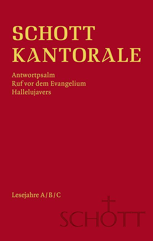 Cover-Bild SCHOTT Kantorale