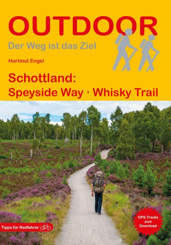 Cover-Bild Schottland: Speyside Way Whisky Trail
