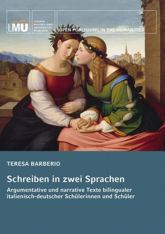 Cover-Bild Schreiben in zwei Sprachen