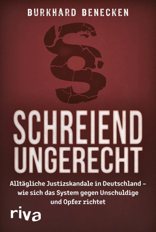 Cover-Bild Schreiend ungerecht