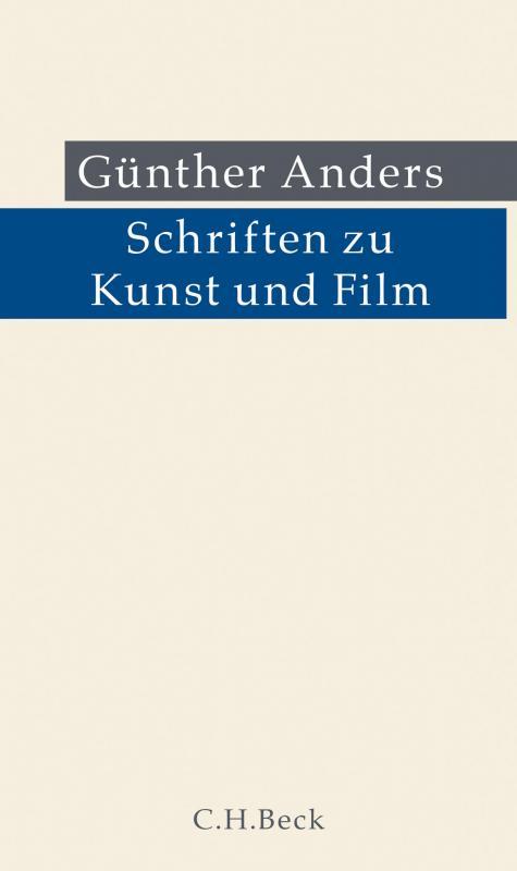 Cover-Bild Schriften zu Kunst und Film