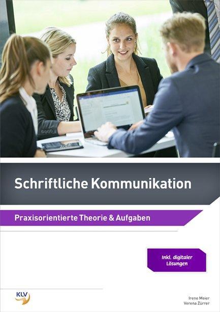 Cover-Bild Schriftliche Kommunikation