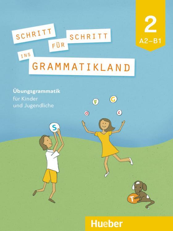 Cover-Bild Schritt für Schritt ins Grammatikland 2