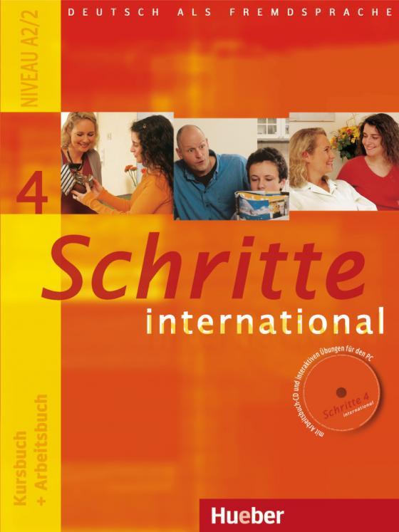 Cover-Bild Schritte international 4
