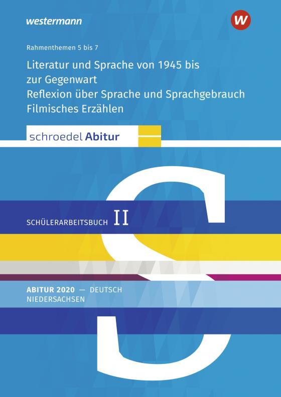 Cover-Bild Schroedel Abitur / Schroedel Abitur - Ausgabe für Niedersachsen 2020