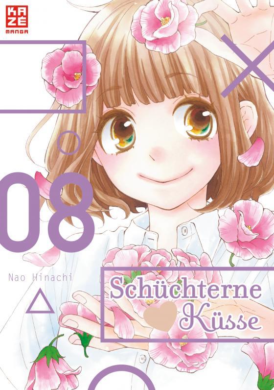 Cover-Bild Schüchterne Küsse – Band 8