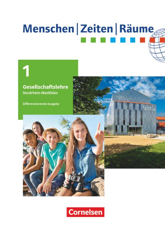 Cover-Bild Schülerbuch - 5./6. Schuljahr