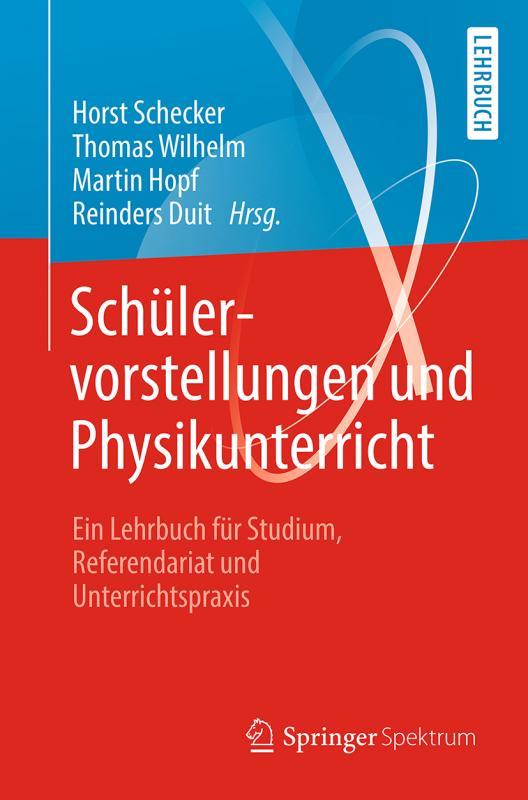 Cover-Bild Schülervorstellungen und Physikunterricht