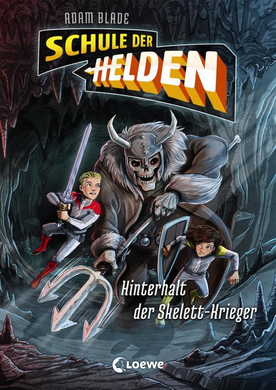 Cover-Bild Schule der Helden - Hinterhalt der Skelett-Krieger