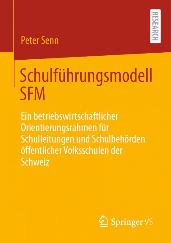 Cover-Bild Schulführungsmodell SFM