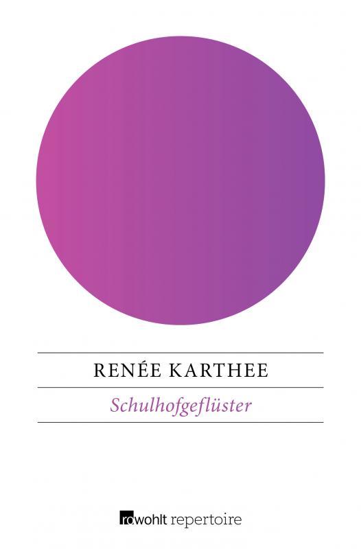 Cover-Bild Schulhofgeflüster