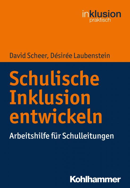 Cover-Bild Schulische Inklusion entwickeln