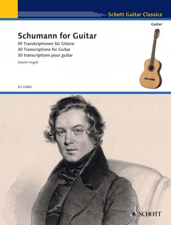 Cover-Bild Schumann for Guitar
