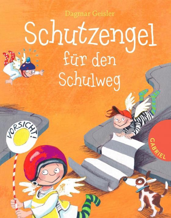 Cover-Bild Schutzengel für den Schulweg