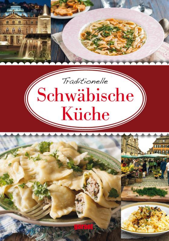 Cover-Bild Schwäbische Küche