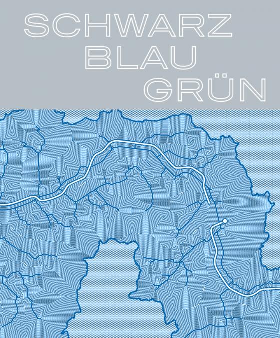 Cover-Bild Schwarz - Blau - Grün: 120 Jahre Emschergenossenschaft