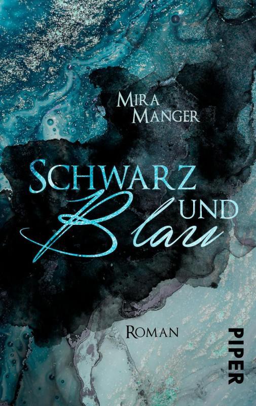 Cover-Bild Schwarz und Blau