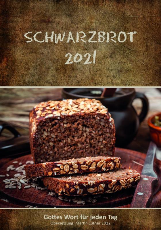 Cover-Bild Schwarzbrot 2021