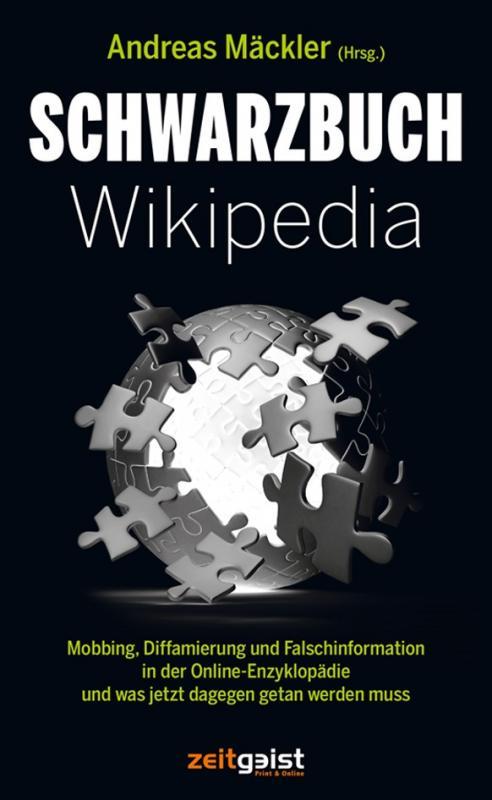 Cover-Bild Schwarzbuch Wikipedia