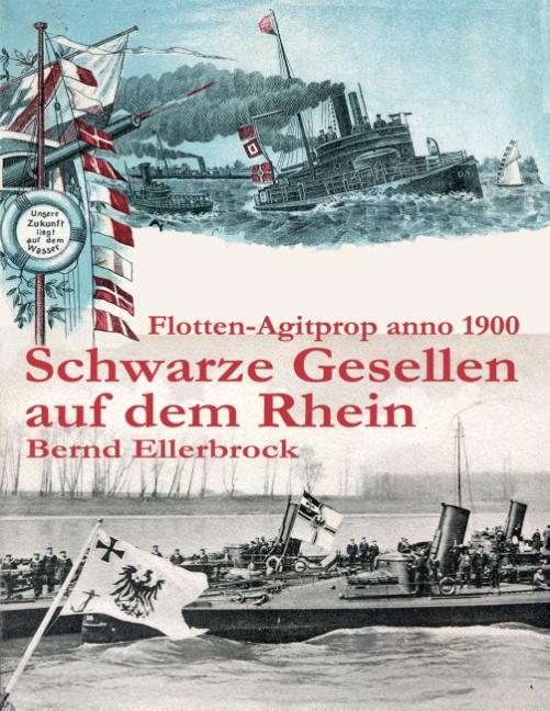 Cover-Bild Schwarze Gesellen auf dem Rhein