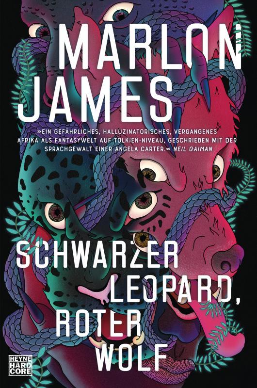Cover-Bild Schwarzer Leopard, roter Wolf