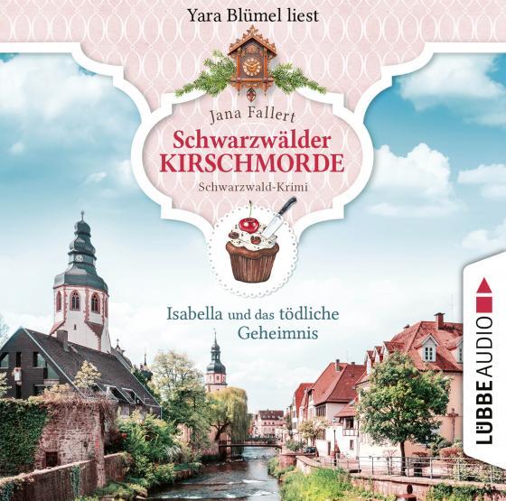 Cover-Bild Schwarzwälder Kirschmorde - Isabella und das tödliche Geheimnis