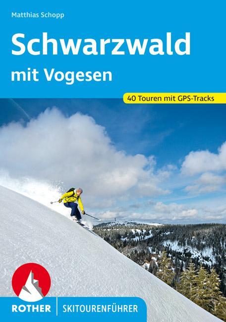 Cover-Bild Schwarzwald mit Vogesen