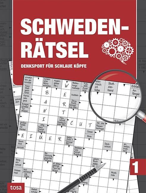 Cover-Bild Schweden-Rätsel Band 1