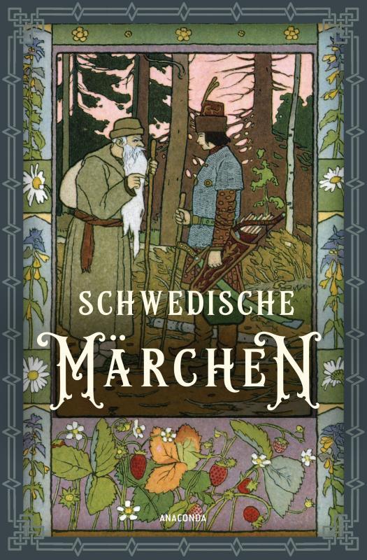 Cover-Bild Schwedische Märchen