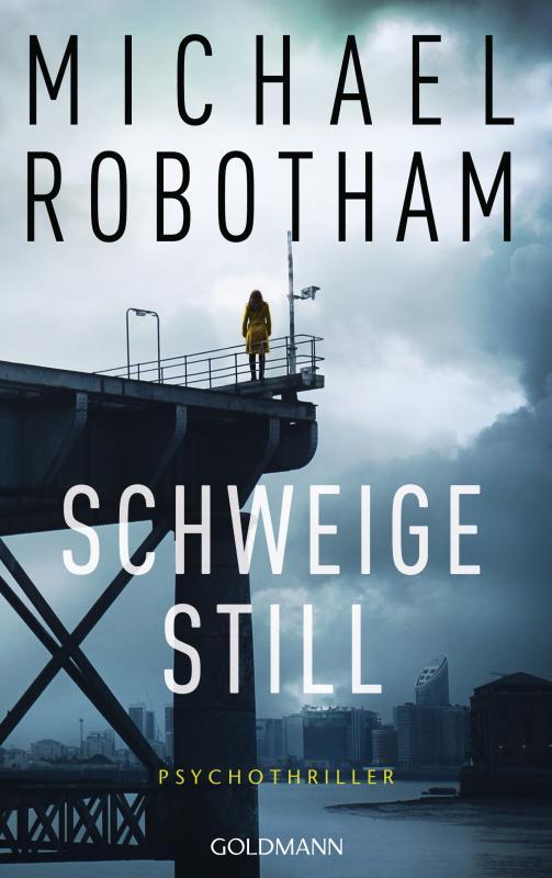 Cover-Bild Schweige still