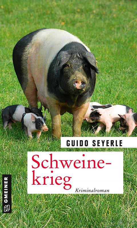 Cover-Bild Schweinekrieg