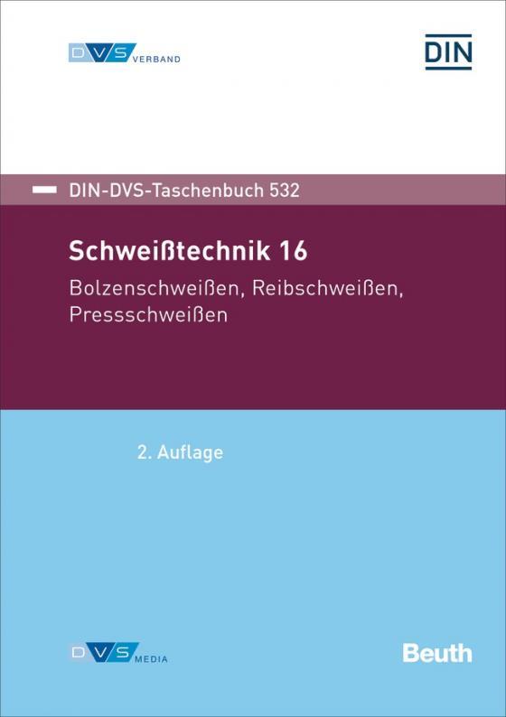 Cover-Bild Schweißtechnik 16
