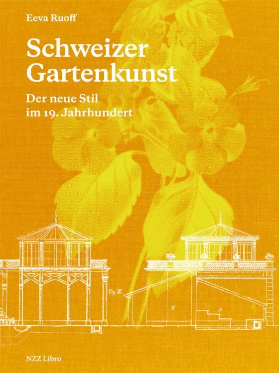 Cover-Bild Schweizer Gartenkunst