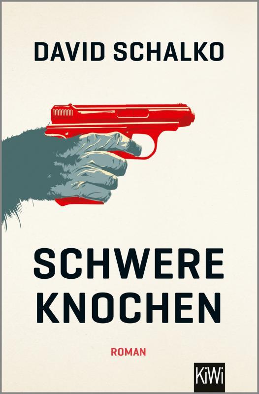 Cover-Bild Schwere Knochen