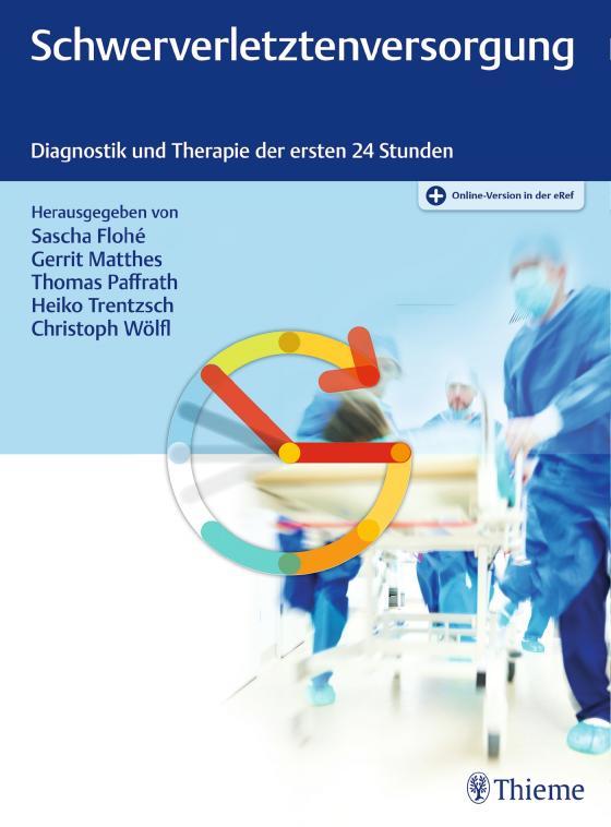 Cover-Bild Schwerverletztenversorgung