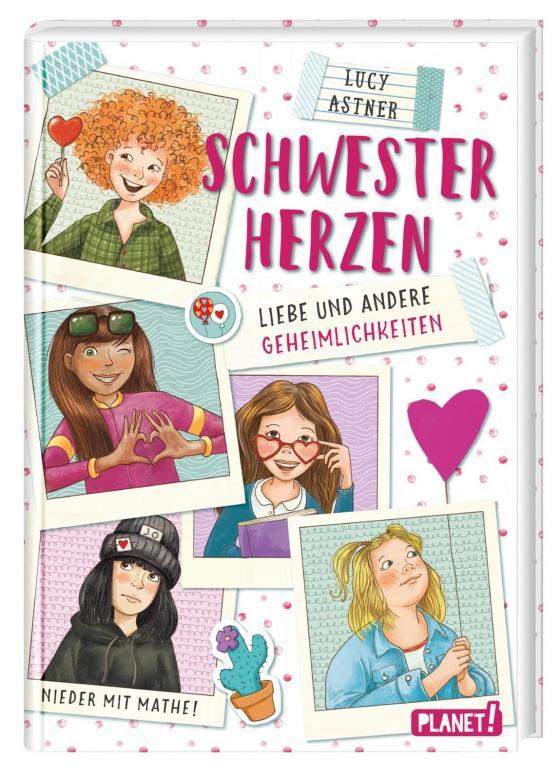 Cover-Bild Schwesterherzen 3: Liebe und andere Geheimlichkeiten