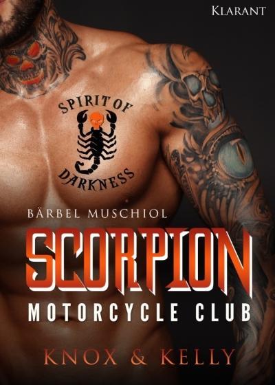 Cover-Bild Scorpion Motorcycle Club. Knox und Kelly