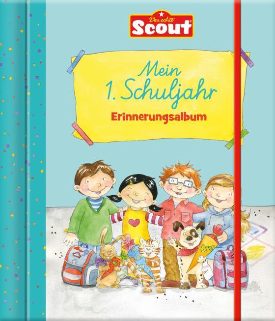 Cover-Bild Scout - Mein 1. Schuljahr