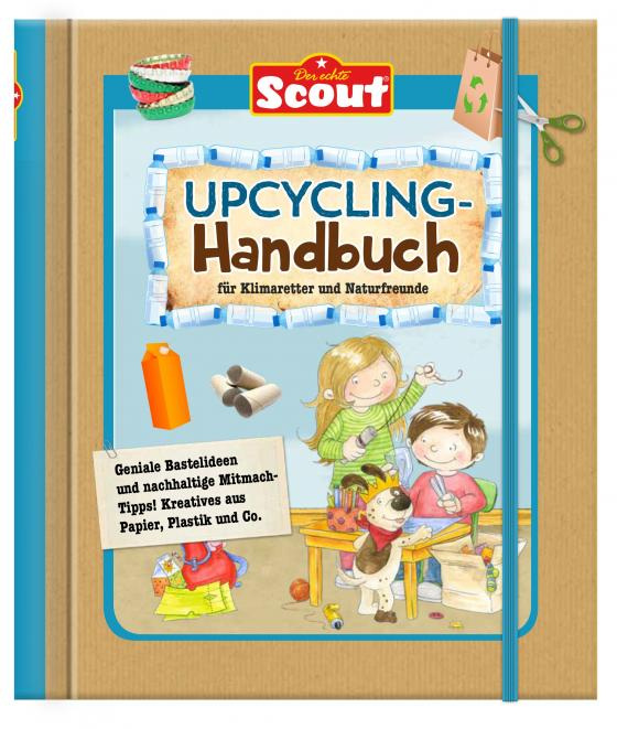 Cover-Bild Scout Upcycling Handbuch