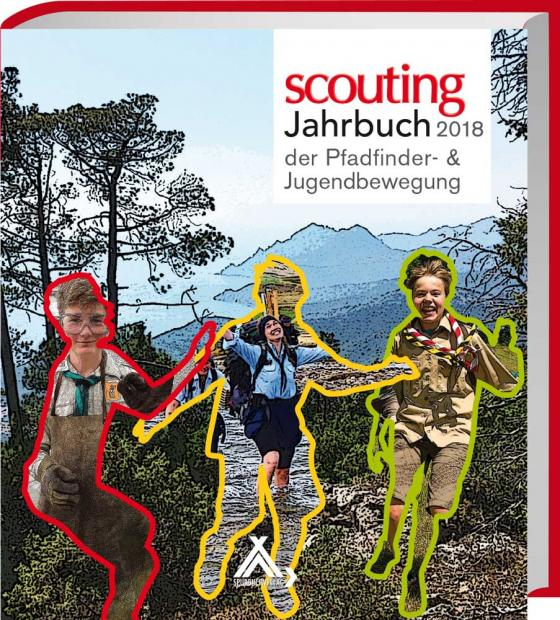Cover-Bild Scouting Jahrbuch 2018