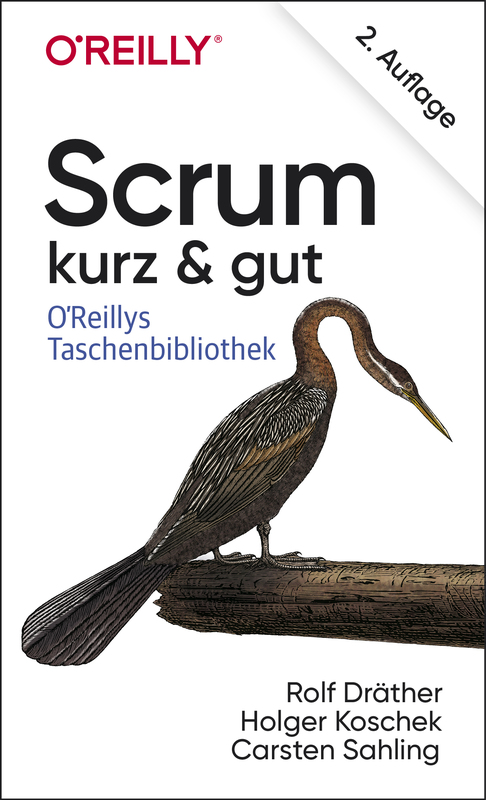 Cover-Bild Scrum – kurz & gut