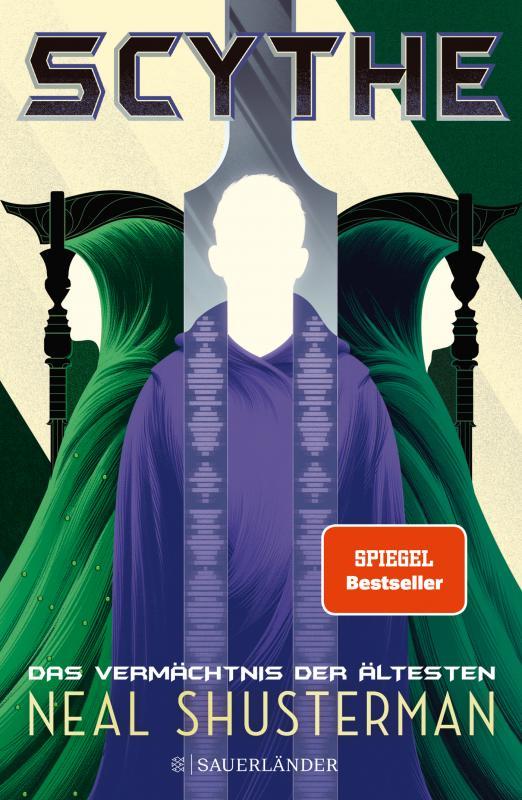 Cover-Bild Scythe – Das Vermächtnis der Ältesten
