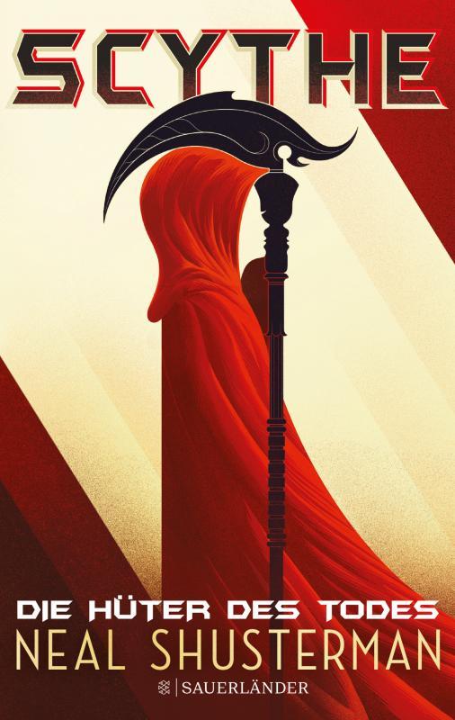 Cover-Bild Scythe – Die Hüter des Todes