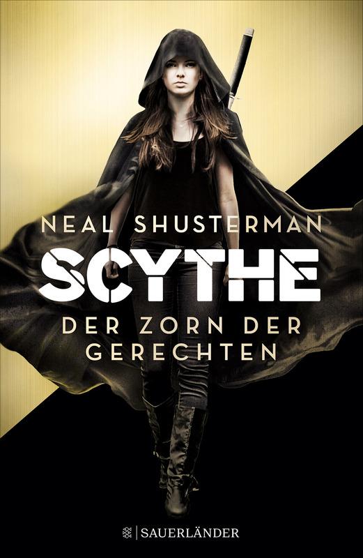 Cover-Bild Scythe / Scythe - Der Zorn der Gerechten