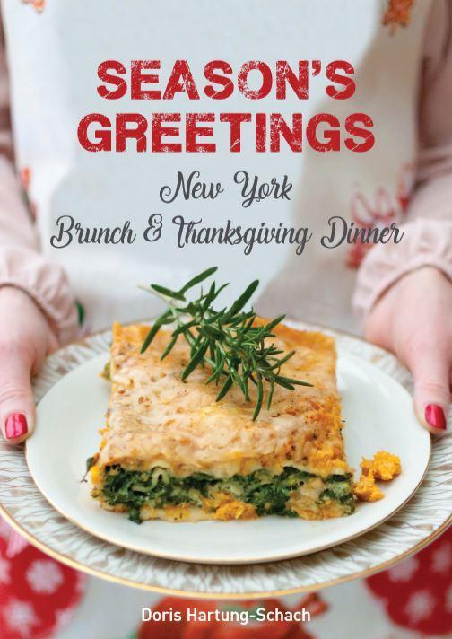 Cover-Bild Season's Greetings - New York Brunch & Thanksgiving Dinner