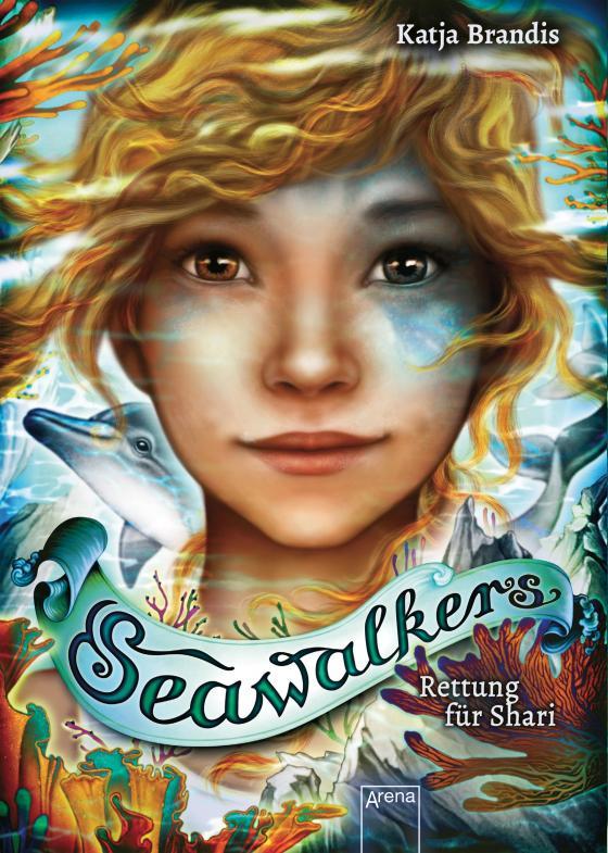 Cover-Bild Seawalkers (2). Rettung für Shari