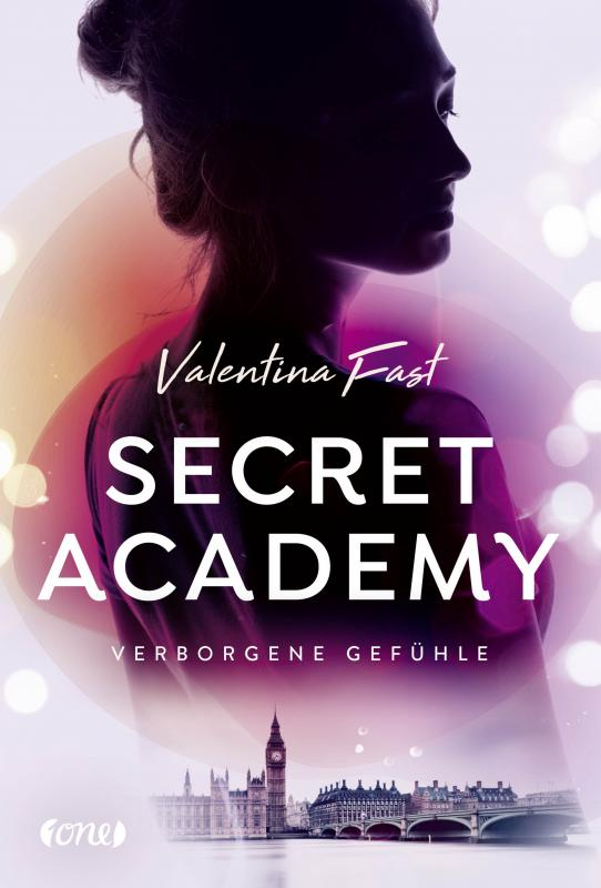 Cover-Bild Secret Academy