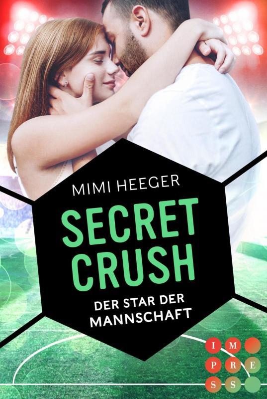 Cover-Bild Secret Crush. Der Star der Mannschaft (Secret-Reihe)