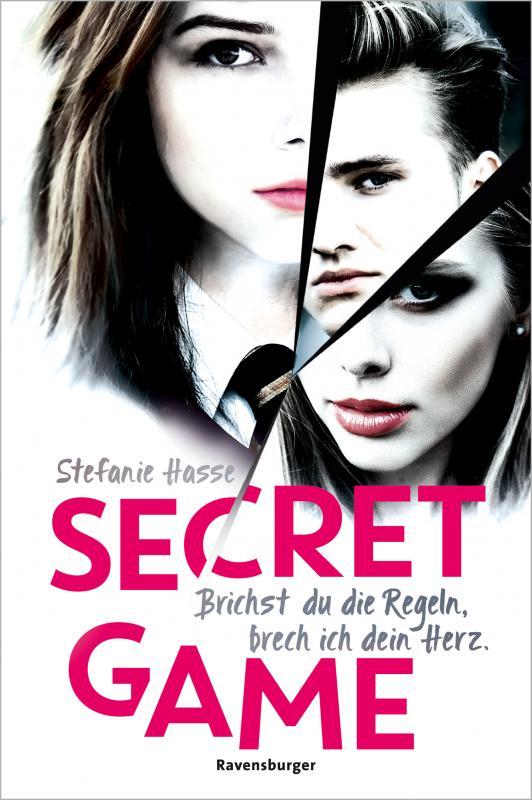 Cover-Bild Secret Game. Brichst du die Regeln, brech ich dein Herz
